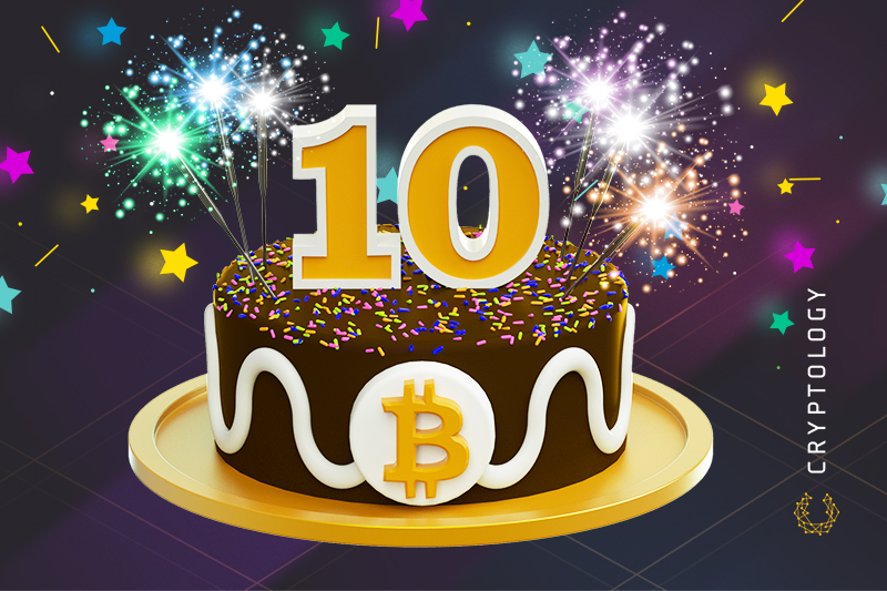 Trade 1 BTC Share 10 Celebrating Bitcoins 10th Birthday 31 October To 7 November