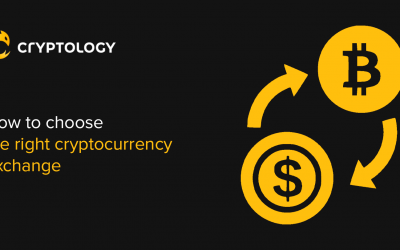 How to choose the cryptocurrency exchange