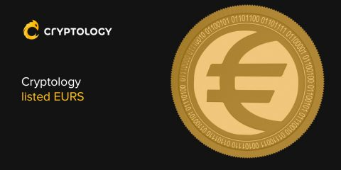 Cryptology listed EURS
